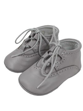 Baby shoes english model grey