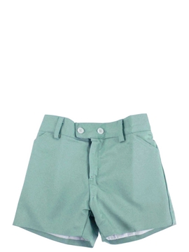Green short boy toddler