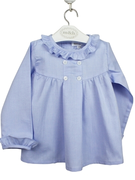 Teresa blouse blue
