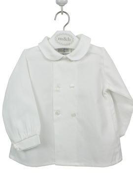 Off white toddler boy shirt long sleeves