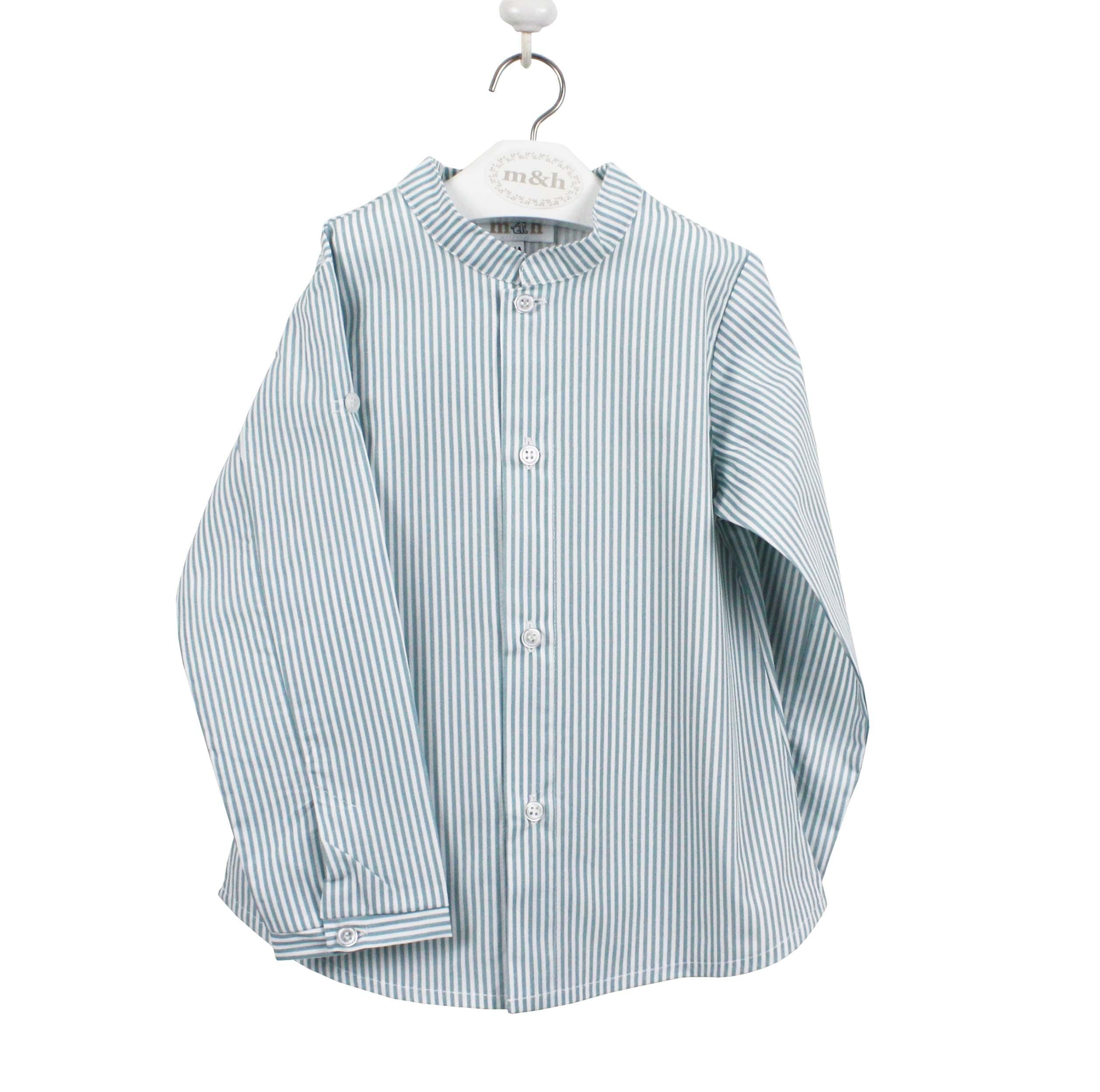 3059e8cdb7 Camisa mao raya verde