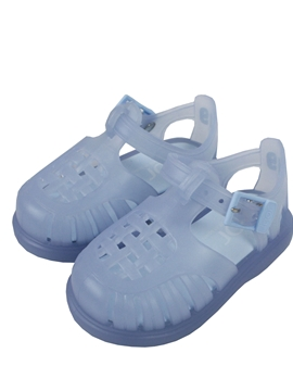 Light blue Tobby Sandal