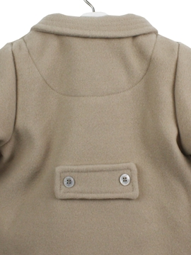 short coat camel