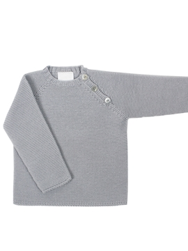 toddler knit grey sweater