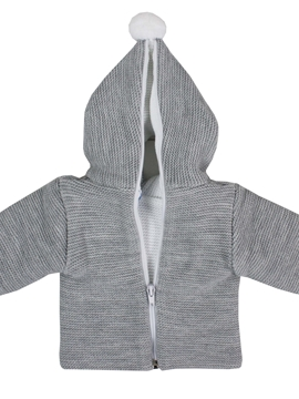 san Francisco grey zip