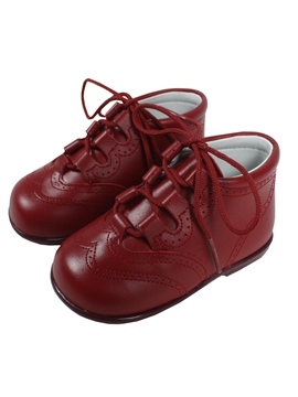 Wales cherry boots