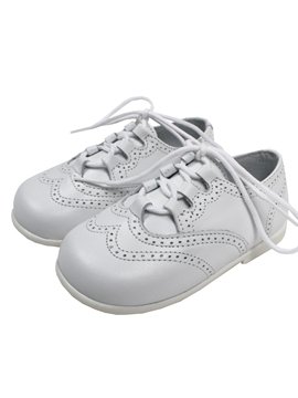wales shoes in white