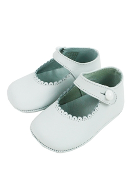 Baby shoes Mary Jane leather shoes
